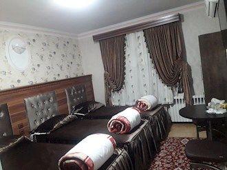 رزرو هتل ارس تهران