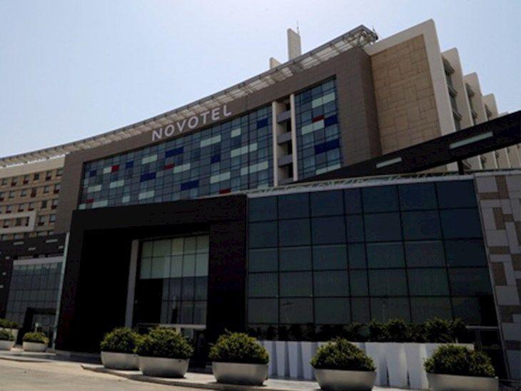 رزرو هتل نووتل تهران