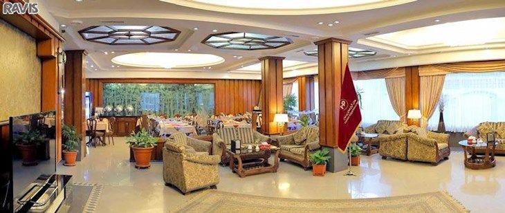 رزرو هتل پرنیان تهران