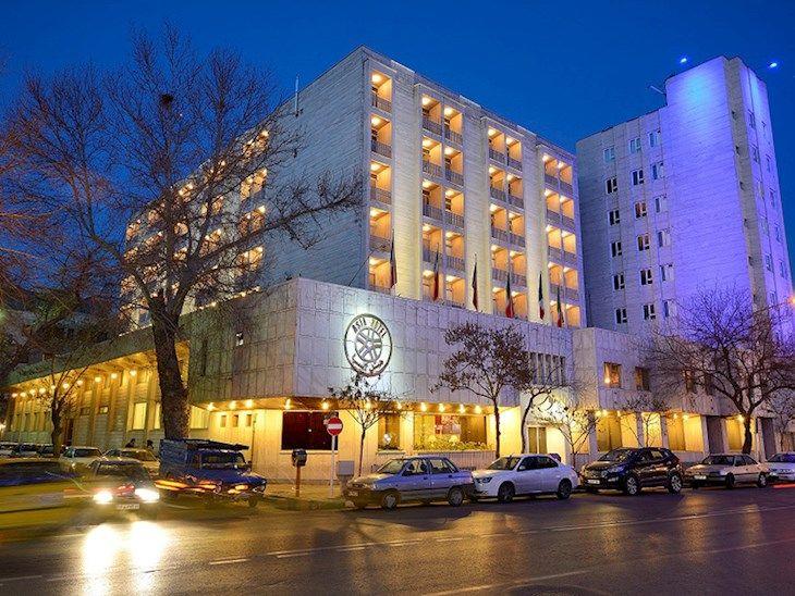 رزرو هتل آسیا مشهد