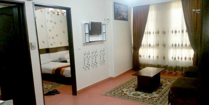 رزرو هتل گلاره مشهد