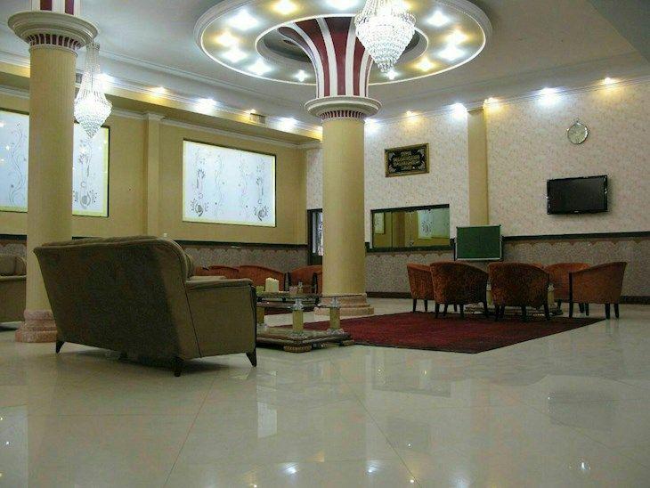رزرو هتل پانیذ مشهد