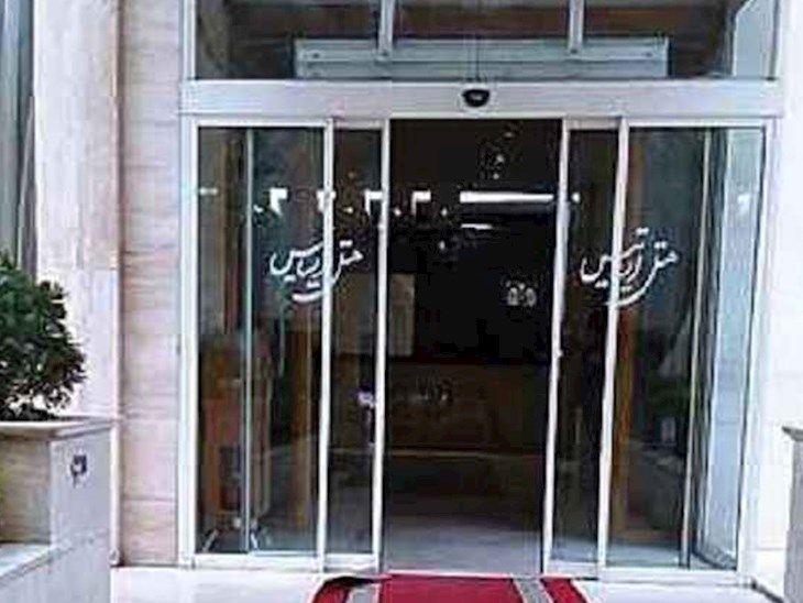 رزرو هتل ایساتیس مشهد