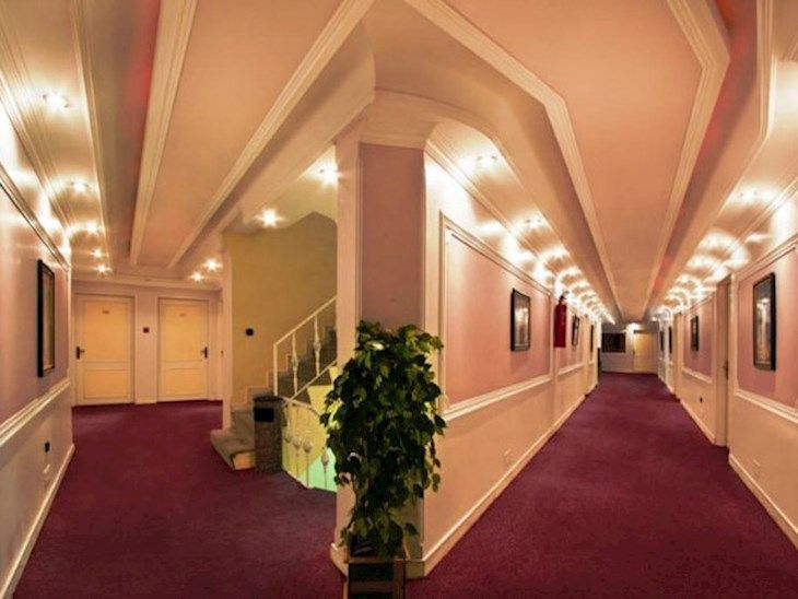 رزرو هتل مروارید تهران