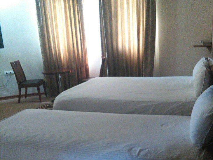 رزرو هتل المپیا مشهد
