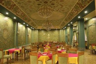 رزرو هتل ABBASI HOTEL اصفهان