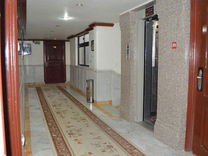 رزرو هتل نگین مشهد