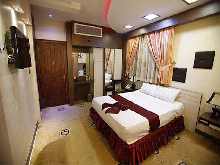 رزرو هتل دیپلمات مشهد