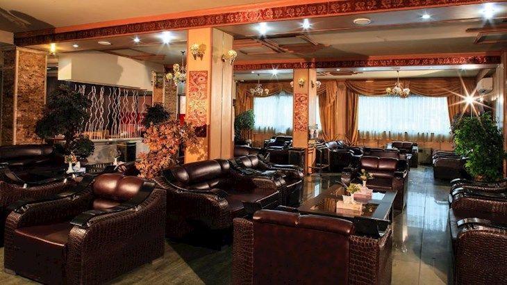 رزرو هتل جهانگردی ارومیه