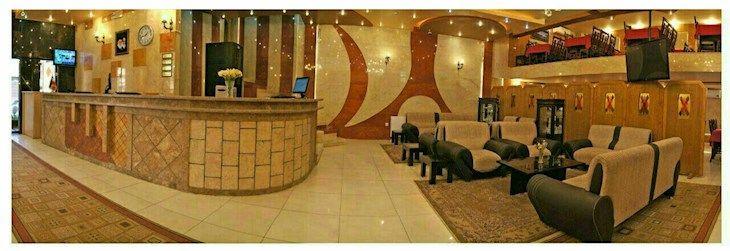 رزرو هتل میهمان مشهد