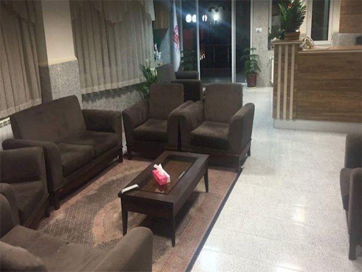 رزرو هتل ایران پارک ارومیه