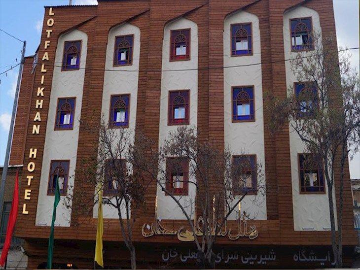 رزرو هتل لطفعلی خان (شایان) شیراز