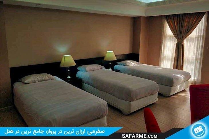 رزرو هتل دیاموند تهران