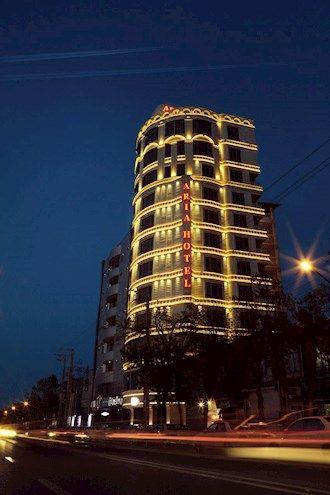رزرو هتل آریا ارومیه