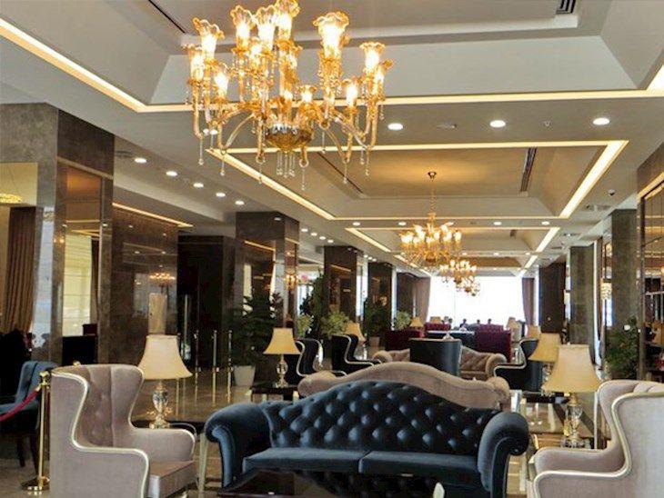 رزرو هتل کایا لاله پارک تبریز