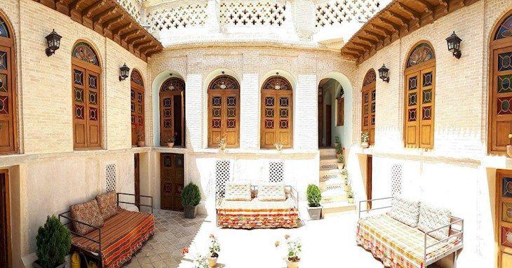 رزرو هتل سپهري شیراز