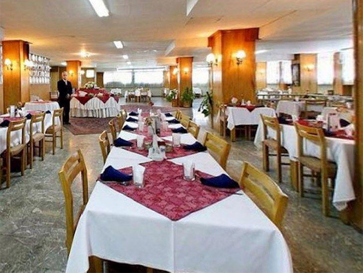 رزرو هتل صدرا شیراز
