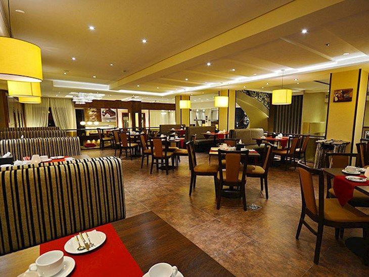 رزرو هتل الیزه شیراز