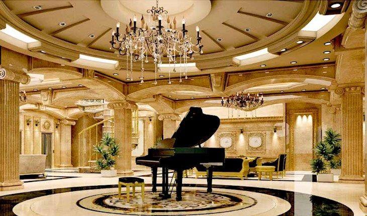 رزرو هتل آرتا قشم