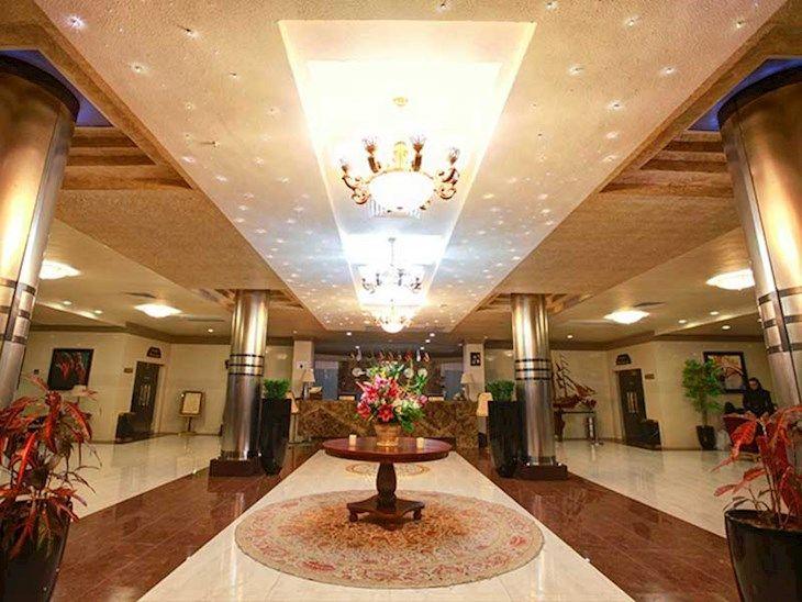 رزرو هتل ایران کیش