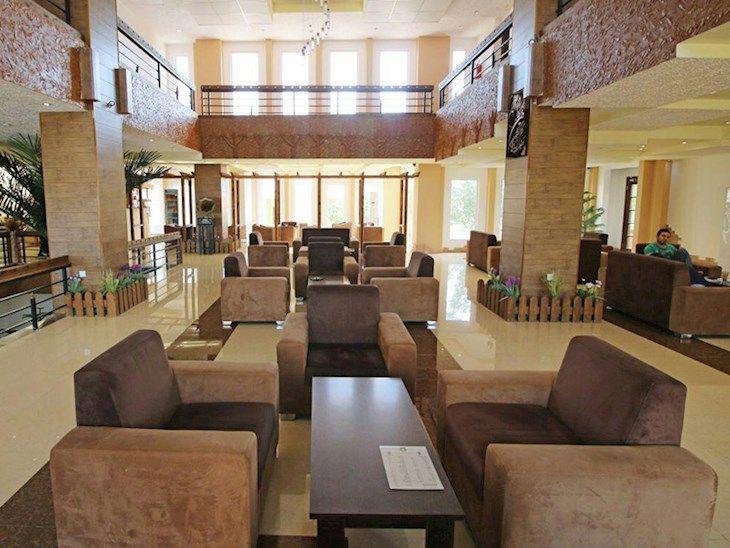 رزرو هتل گاردنيا کیش