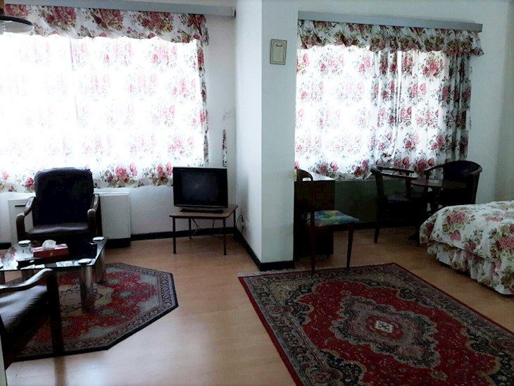 رزرو هتل نادری نو تهران