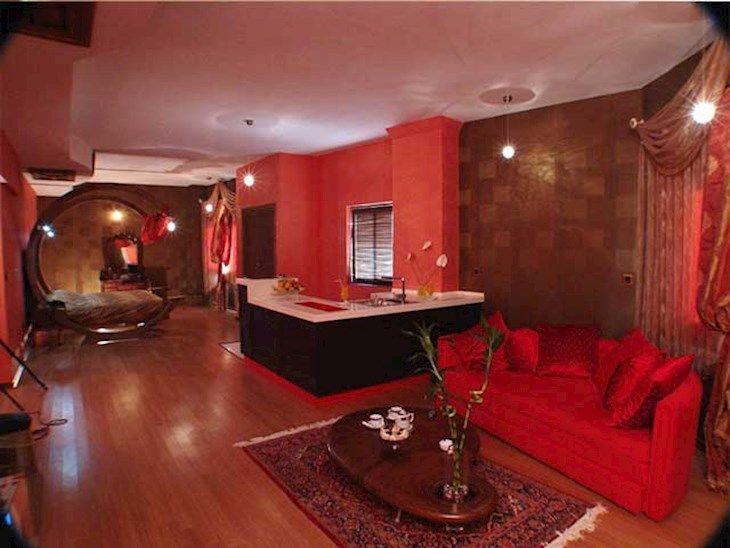 رزرو هتل بین المللی بزرگ فردوسی مشهد