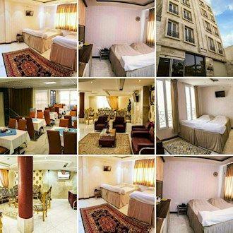 رزرو هتل شکرانه مشهد