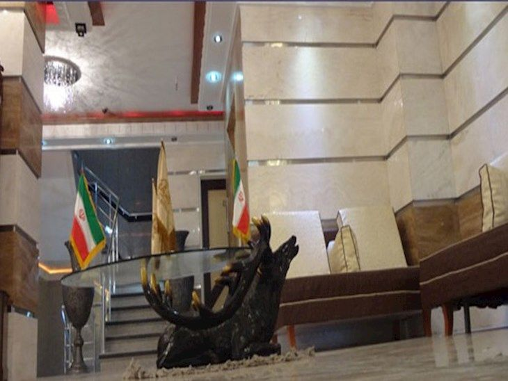 رزرو هتل طوطیا اصفهان