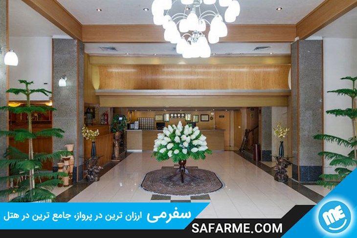 رزرو هتل آفتاب شرق کیش