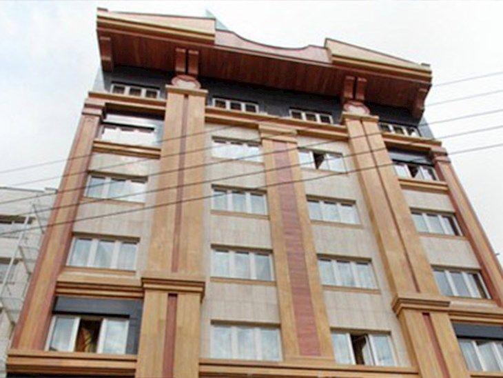 رزرو هتل بشری مشهد