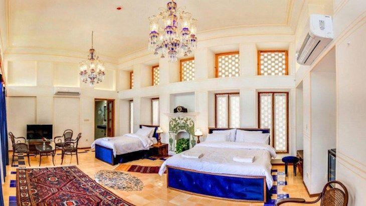 رزرو هتل سنتي کرياس اصفهان