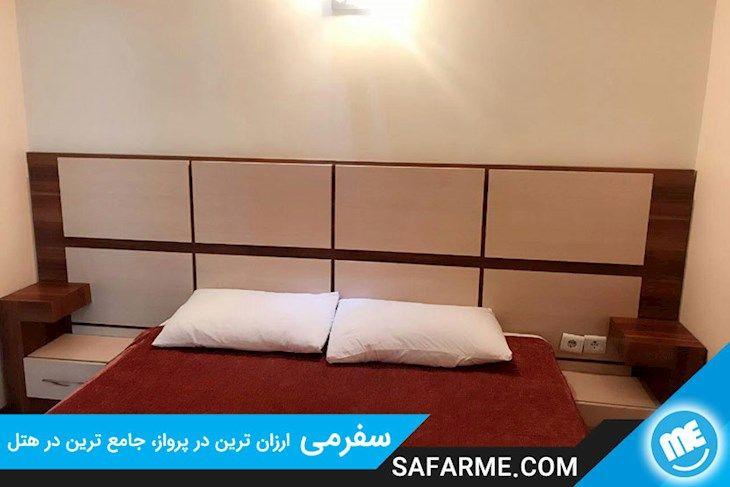 رزرو هتل سامرا مشهد