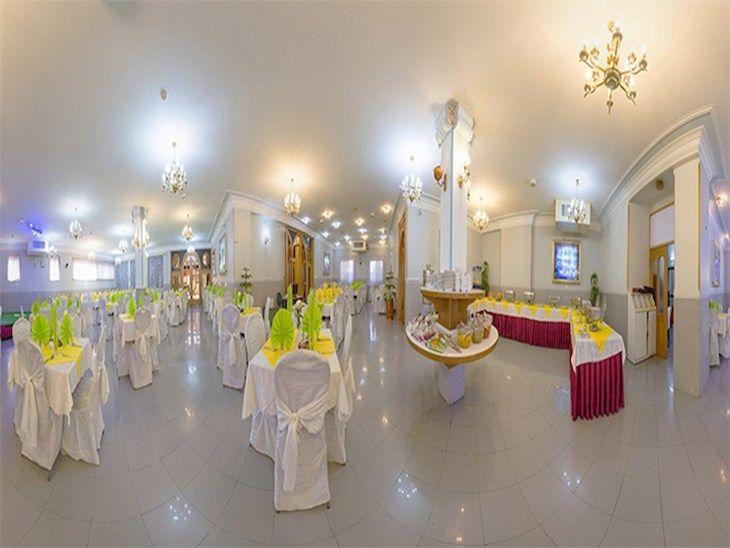 رزرو هتل پارسه شیراز