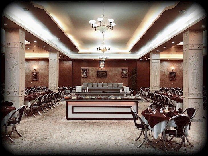 رزرو هتل پرسپولیس شیراز
