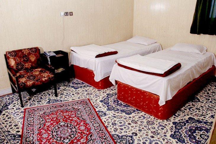 رزرو هتل حمزه بندر عباس