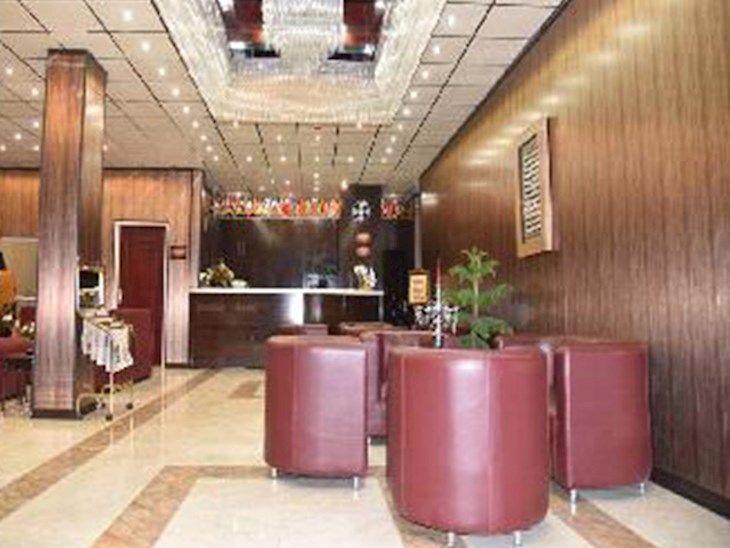 رزرو هتل جاده ابریشم تهران