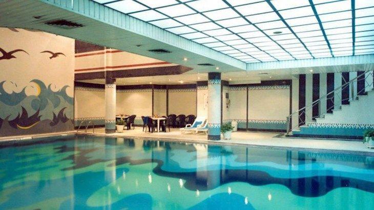 رزرو هتل سيمرغ تهران