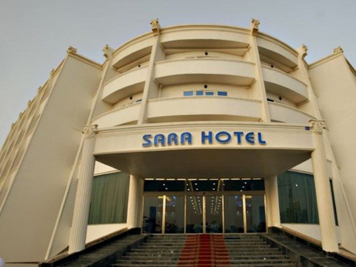 رزرو هتل سارا کیش