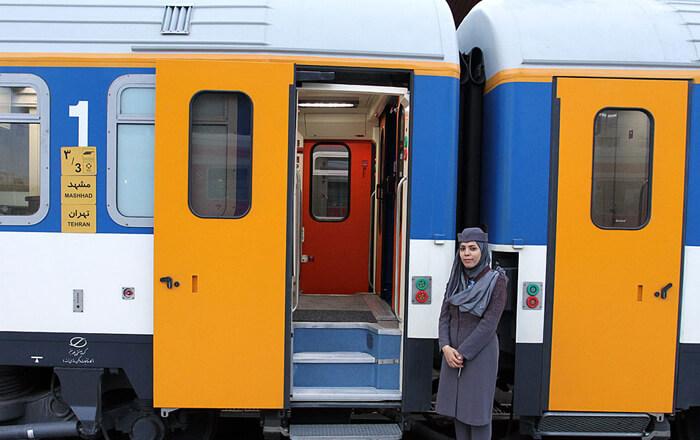 بلیط قطار پرستو