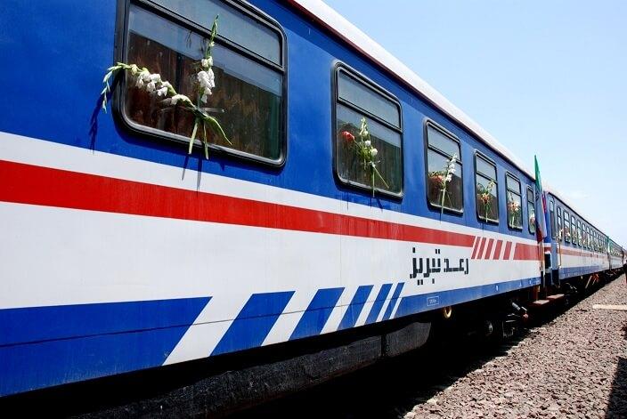 قطار سهند